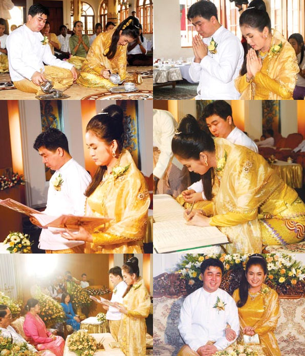Wedding Family Photo List: List Of Synonyms And Antonyms Of The Word: Nandar Hlaing